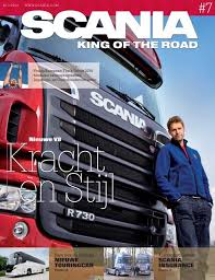 Scania ngs p cab v1.1. King Of The Road 7 Scania