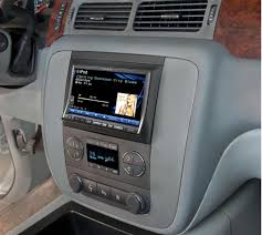 2006-2013 Chevrolet Impala Car Audio Profile