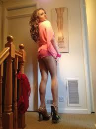 Crossdresser sexy legs Crossdresser     Pinterest