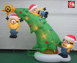 8 best minion inflatables images on Pinterest | Christmas yard ...