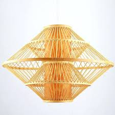 rattan pendant lamp inches bamboo wicker rattan light hanging ceiling pendant lamp rattan pendant chandelier rattan pendant lamp
