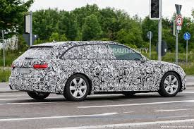 audi a4 2016 spy shots. Perfect Audi Inside Audi A4 2016 Spy Shots A