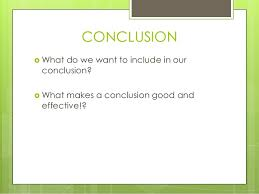 peel essay writing conclusion