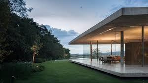 Brazilian Houses Casa Redux By Studio Mk27 Minimalist Brazilian House That Appears