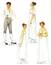 best paper dolls images paper paper dolls  pride and prejudice paper dolls