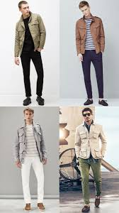 dye hair styles specially how to wear the field jacket fashionbeans