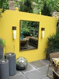 outdoor garden wall ideas uk