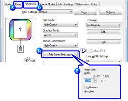 type of tab printing text on tabs of tab paper mx m365n mx m465n mx m565n