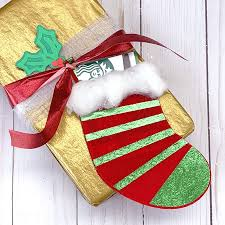 make a mini stocking gift card holder in just minutes this is a cute cricut