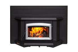 wood insert fireplaces