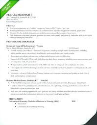 Resume Nursing Student Unique Student Nursing Resume Samples Examples Example Free Template