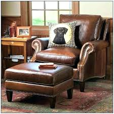 oversized leather chair r with ottoman and sets modern rs quality western style furniture