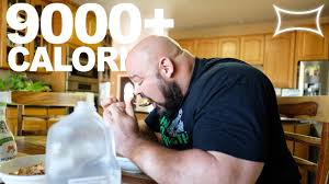 World S Strongest Man Diet Chart 4x World S Strongest Man Day Of Eating 9 000 Calories