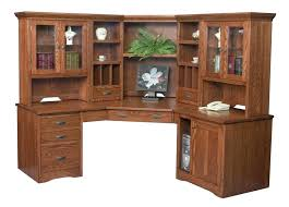 large home office desk. Wood Home Office Desk Photos Of Large Corner Computer Hutch Bookcase