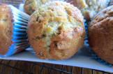 banana sultana muffins