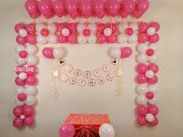 good looking balloon decoration for