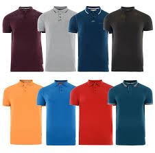 Blank polo shirts for brand promotion