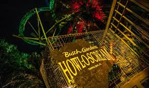 may not be until the end of october but the festivities always start way before then you can start your celebration early at busch gardens