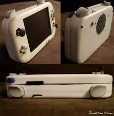 portacube step 8 build a frankencase hopefully similar to this portacube step 8 build a frankencase hopefully similar to this or a wii u
