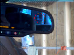 how to add a temp compass rear view mirror chevy trailblazer report this image