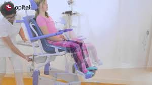 shower commode chairs for disabled. Lopital - Instruction Video Child Reflex Electric High / Low Shower-toilet Chair (EN) YouTube Shower Commode Chairs For Disabled