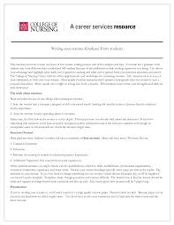 Best Solutions Of Example Resume Free Nursing Resume Templates