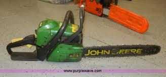 john deere chainsaw. k9130 image for item john deere cs40 chainsaw