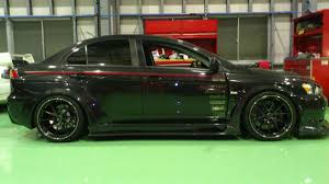 mitsubishi evo x widebody kit. attached images mitsubishi evo x widebody kit n