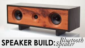 Diy Bluetooth Speaker Design Elder Bluetooth Speaker 9 Steps With Pictures