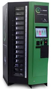 Dispensary Vending Machine Inspiration Autospense A Marijuana Vending Machine