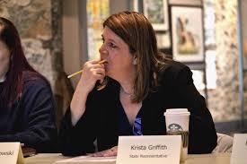 Sen. Laura Sturgeon, Sen. Dave Sokola,... - Rep. Krista Griffith   Facebook