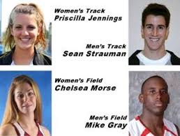 PSAC Outdoor Track and Field Awards - PSAC