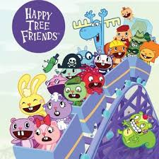 Happy Tree Friends Vending Machine Interesting Happy Tree Friends Web Animation TV Tropes