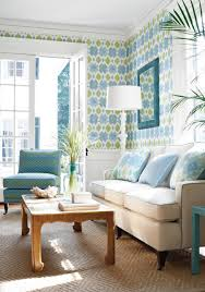 fascinating image of thibaut design ideas fair image of blue living room decoration using pattern