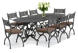 metal outdoor dining chairs. Brownian Metal Outdoor Dining Set Chairs -