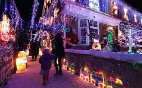 Whole House Christmas Light Projector The Best Outdoor Christmas Lights And Decorations For 2019