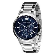 emporio armani watches for men beaverbrooks the jewellers emporio armani chronograph men s watch