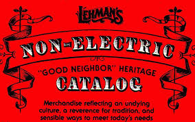 Image result for lehman's non-electric  catalogue