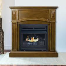 ventless gas fireplaces with mantels fireplace insert safety reviews