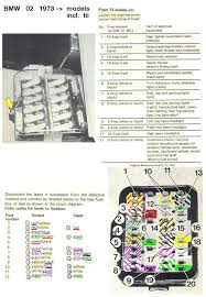 bmw 2002 tii fuse box diagram wiring diagram \u2022 2008 bmw 535i wiring diagram at 2008 Bmw 528i Fuse Diagram