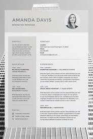 Best Resume Template For Free Download 5 Fabulous Websites With
