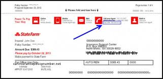 state farm policy number format state farm auto policy number format good assurance