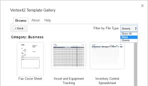How To Get More Google Docs And Sheets Templates