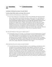 checks and balances dbq essay checks and balances dbq essay  2 pages ap presidency assignment