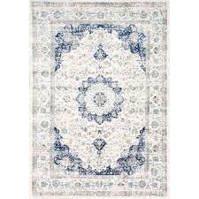 nuloom verona blue 7 ft x 9 ft area rug