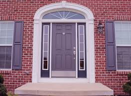 exterior door painting ideas. Exellent Ideas Front Door Paint Colors Red Brick House And Exterior Painting Ideas