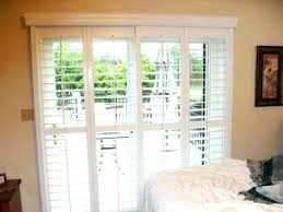 wonderful pictures of window treatments for sliding glass doors in kitchen medium size of sliding door