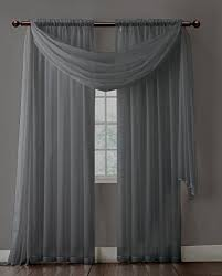 office drapes. Interesting Office Infinite Home Beauty Sheer Window Scarf Compliments Any Curtains Or Drapes  Great For And Office Drapes A
