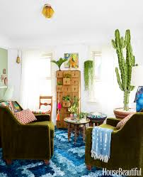 Blue And Green Living Room 145 best living room decorating ideas & designs housebeautiful 2226 by xevi.us