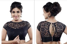 Black Blouse Designs